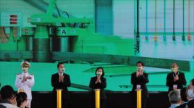 Taiwán construye 8 submarinos para encarar a los buques de China