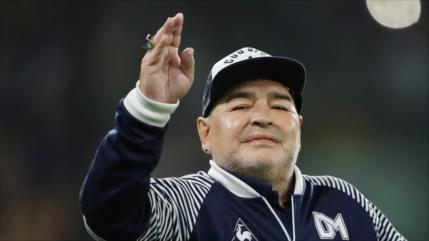 Muere la leyenda del fútbol Diego Armando Maradona