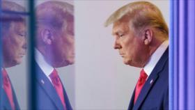 """Congresista compara a Trump con """"una figura del crimen organizado"""""""