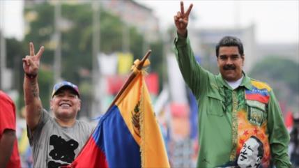 Conmoción global: Líderes mundiales despiden a Diego Maradona