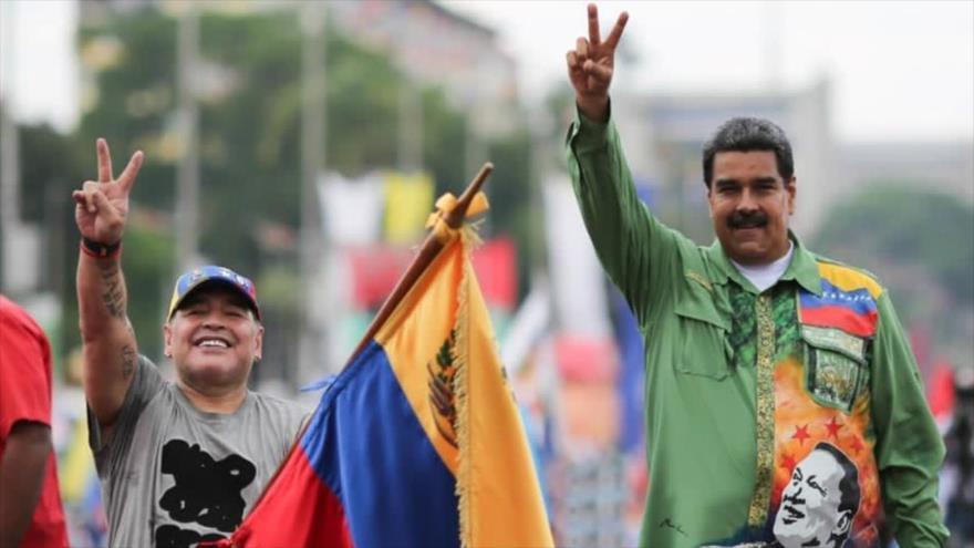 Conmoción global: Líderes mundiales despiden a Diego Maradona | HISPANTV