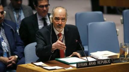 Siria acusa a EEUU y milicias afines de robarse tesoros arqueológicos