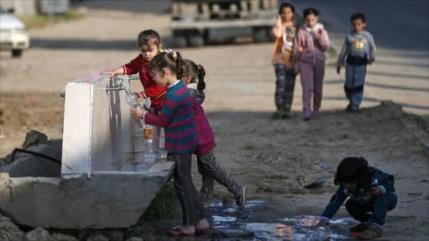 ONU: Más de 1 millón de palestinos en Gaza, bajo la línea de pobreza