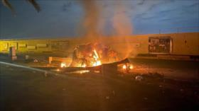 Irak: EEUU obstaculiza pesquisa del asesinato de general Soleimani