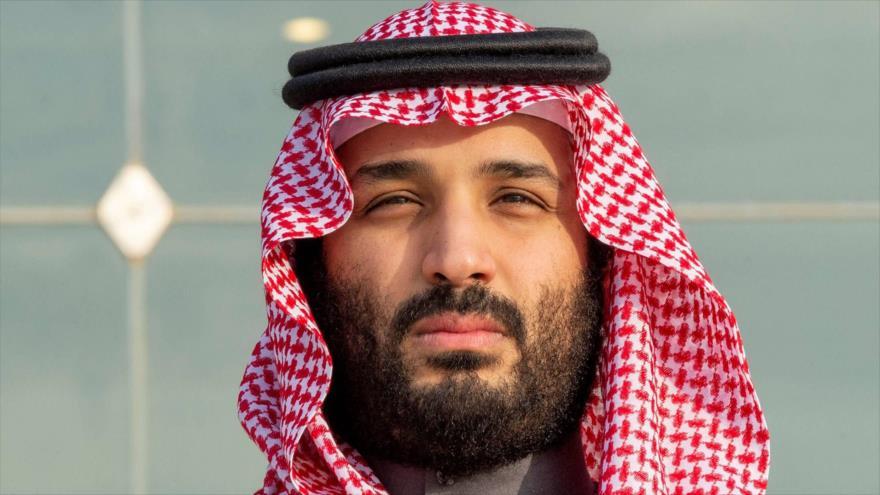 El príncipe heredero saudí, Muhamad bin Salman, en una ceremonia en Riad, 23 de diciembre de 2018. (Foto: Reuters)