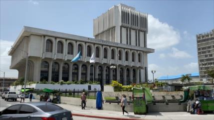 En Guatemala recortan 50 % de presupuesto al Organismo Judicial