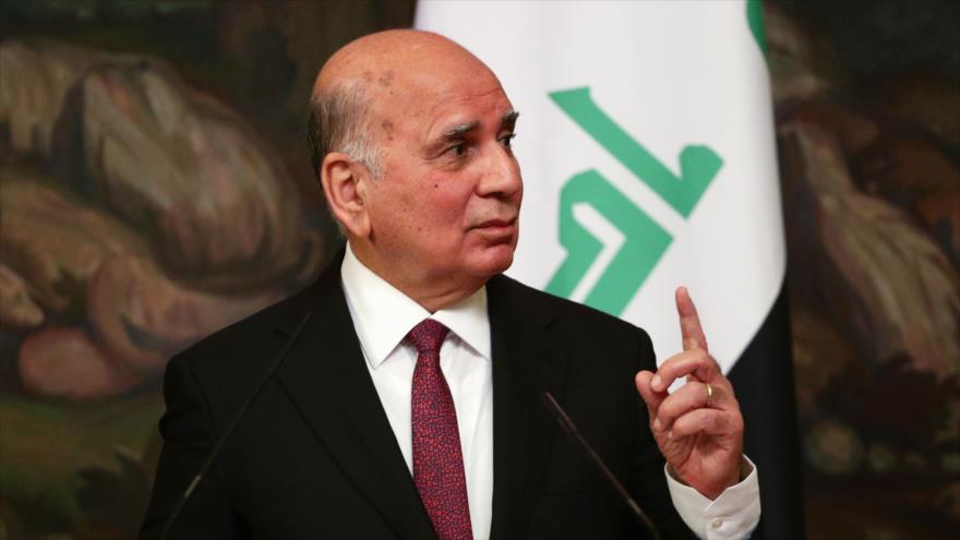 Irak apoya la causa palestina y rechaza normalización con Israel | HISPANTV