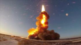 Vídeo: Rusia prueba con éxito nuevo misil antiaéreo
