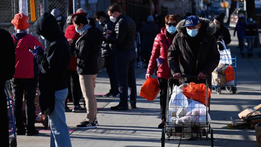 Informe: 26 millones de personas sufren hambre en Estados Unidos