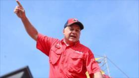 Cabello: Venezuela no necesita que EEUU valide sus parlamentarias