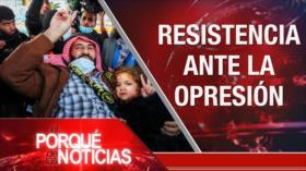 El Porqué de las Noticias: Sanciones de EEUU. Preso palestino liberado. Elecciones en Venezuela