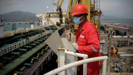 Venezuela reanuda envío de petróleo a China pese a sanciones de EEUU