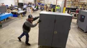Dominion avisa que sus empleados reciben amenazas de muerte en EEUU
