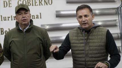 Interpol da luz verde a la búsqueda de ministros prófugos de Áñez