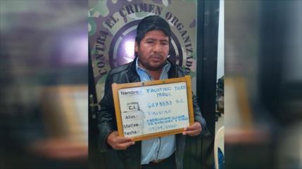 Murillo chantajeó para inculpar a Morales en el caso de audios