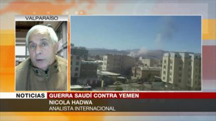 Hadwa: Riad ejecuta planes de Israel y EEUU en su agresión a Yemen