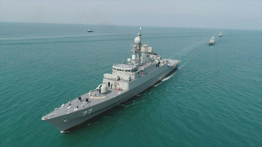 Irán: nuestra Armada amplía su radio de acción estratégica | HISPANTV