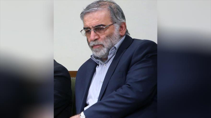 El destacado físico iraní Mohsen Fajrizade, asesinado en un ataque terrorista.