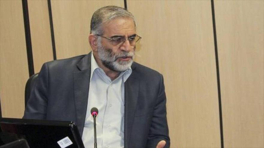 El asesinado científico nuclear iraní Mohsen Fajrizade, jefe de la Organización de Investigación e Innovación Defensiva del Ministerio de Defensa de Irán.