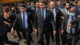 Justicia brasileña prorroga la investigación contra Bolsonaro