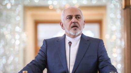 Irán llama al mundo a condenar el terrorismo de Estado