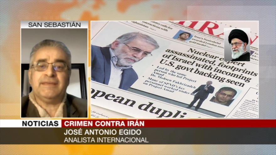 Egido: Desarrollo tecnológico de Irán desafía hegemonía de EEUU