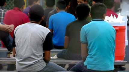 Juez bloquea expulsión de niños migrantes de EEUU