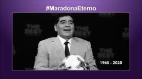 Etiquetaje: Maradona eterno