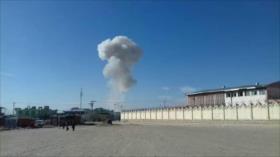Atentado con coche bomba deja 26 muertos y 17 heridos en Afganistán