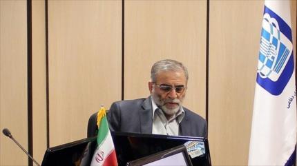 Parar inspecciones de AIEA, represalia por asesinato de Fajrizade