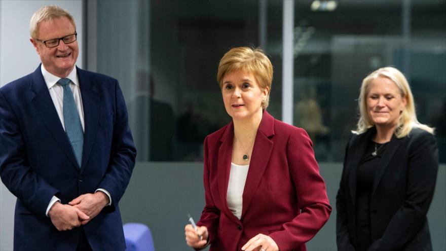 Premier: Escocia, preparada para independizarse del Reino Unido | HISPANTV