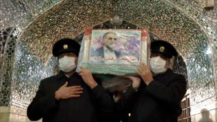 Partidos bareiníes piden acciones ante asesinato de científico iraní
