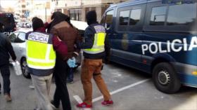 Informe muestra cómo mandan desde España dinero a Daesh en Siria