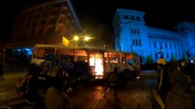Guatemala protesta por corrupción y polémico presupuesto 2021