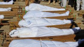 """Al menos 110 civiles muertos en un """"monstruoso ataque"""" en Nigeria"""
