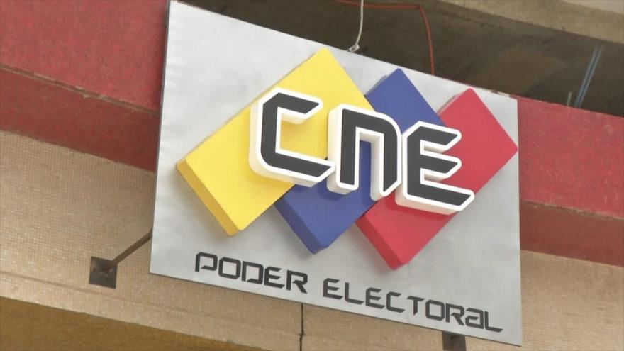 CNE venezolano: Todo está preparado para elecciones legislativas