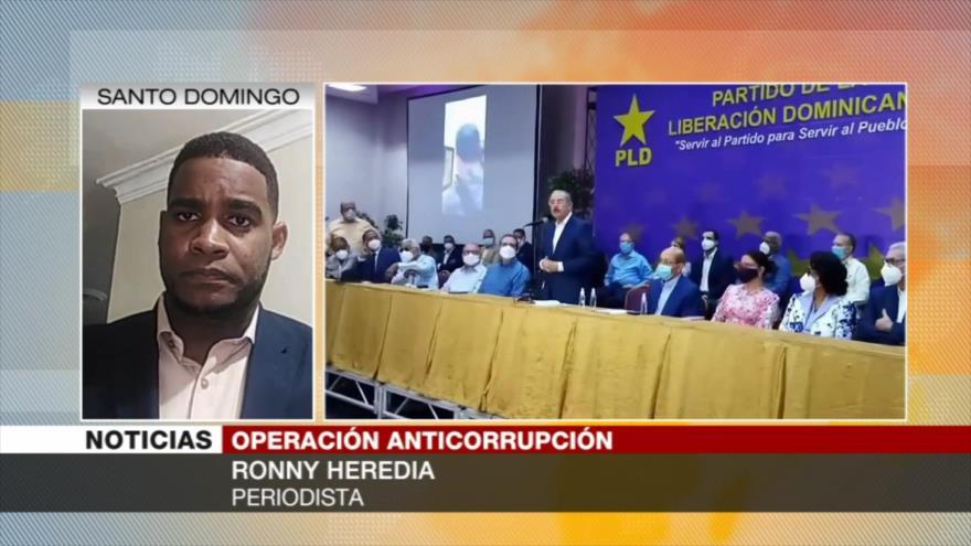 """""""Corrupción en R. Dominicana se debe a mal uso del fondo público"""""""