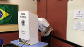 Brasil celebra segunda vuelta de elecciones municipales