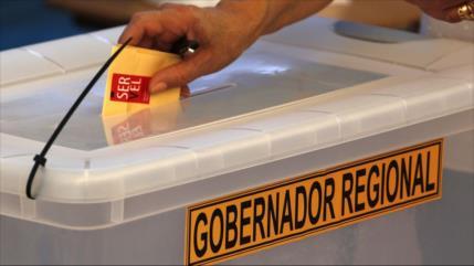 Fuerte abstención marca jornada de primarias en Chile