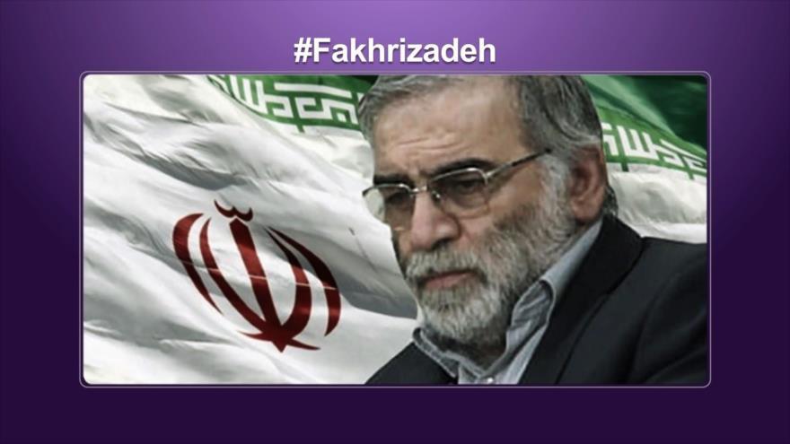 Etiquetaje: Terrorismo cobarde; asesinan a científico nuclear iraní