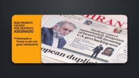PoliMedios: Irán promete castigo por científico asesinado