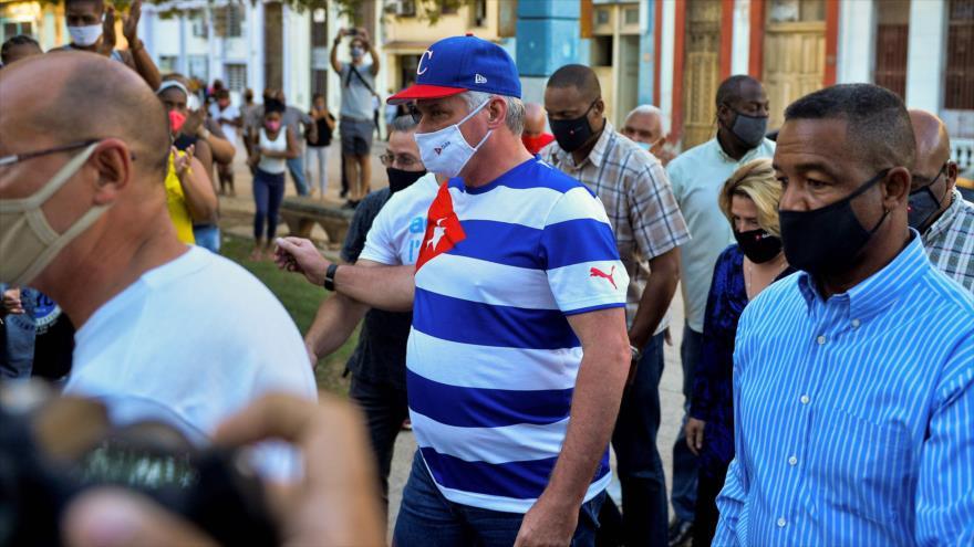 """Cuba denuncia último intento de EEUU para """"derrocar"""" su Revolución"""