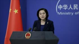 "China impone sanciones a EEUU por ""interferir"" en Hong Kong"