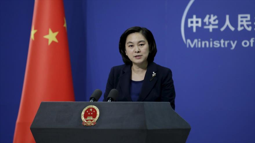 "China impone sanciones a EEUU por ""interferir"" en Hong Kong   HISPANTV"