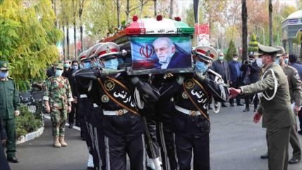Irán insiste en dar el castigo definitivo a asesinos de Fajrizade