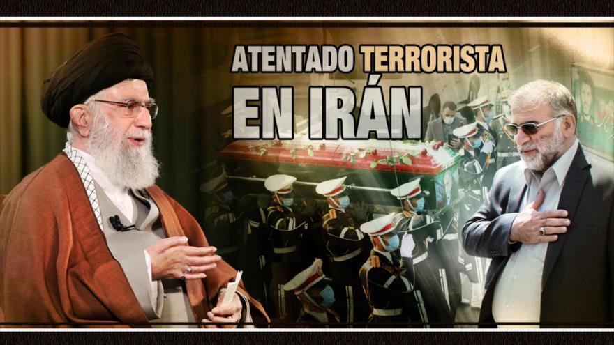 Detrás de la Razón: Científico iraní asesinado por Israel, asegura el presidente Rohani
