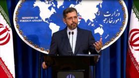 "Irán promete vengar el asesinato de Fajrizade con ""máximo dolor"""