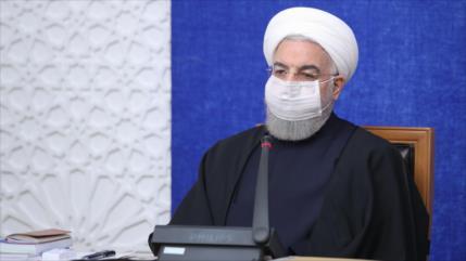 Rohani: Los efectos de las sanciones antiraníes se han neutralizado