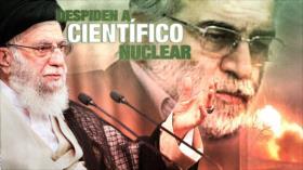 Detrás de la Razón: La muerte del científico nuclear será vengada, asegura el Parlamento iraní