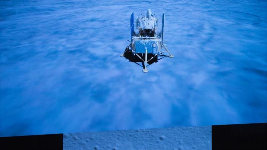 Vídeo: China envía con éxito otra sonda a la Luna